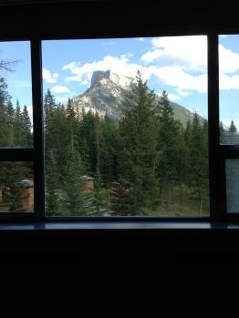 Accommodation view